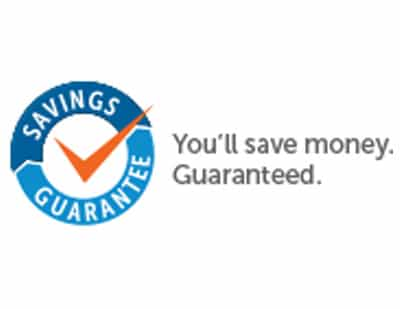 Savings Guarantee Logo
