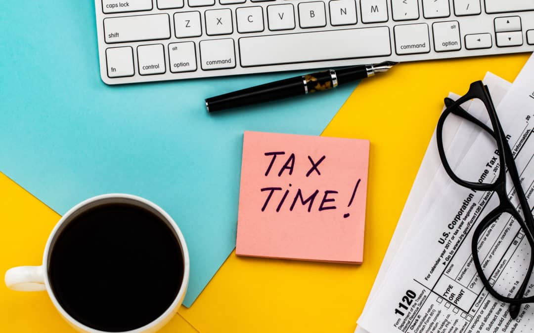 10 Ways To Get Your Taxes Done With Minimal Stress