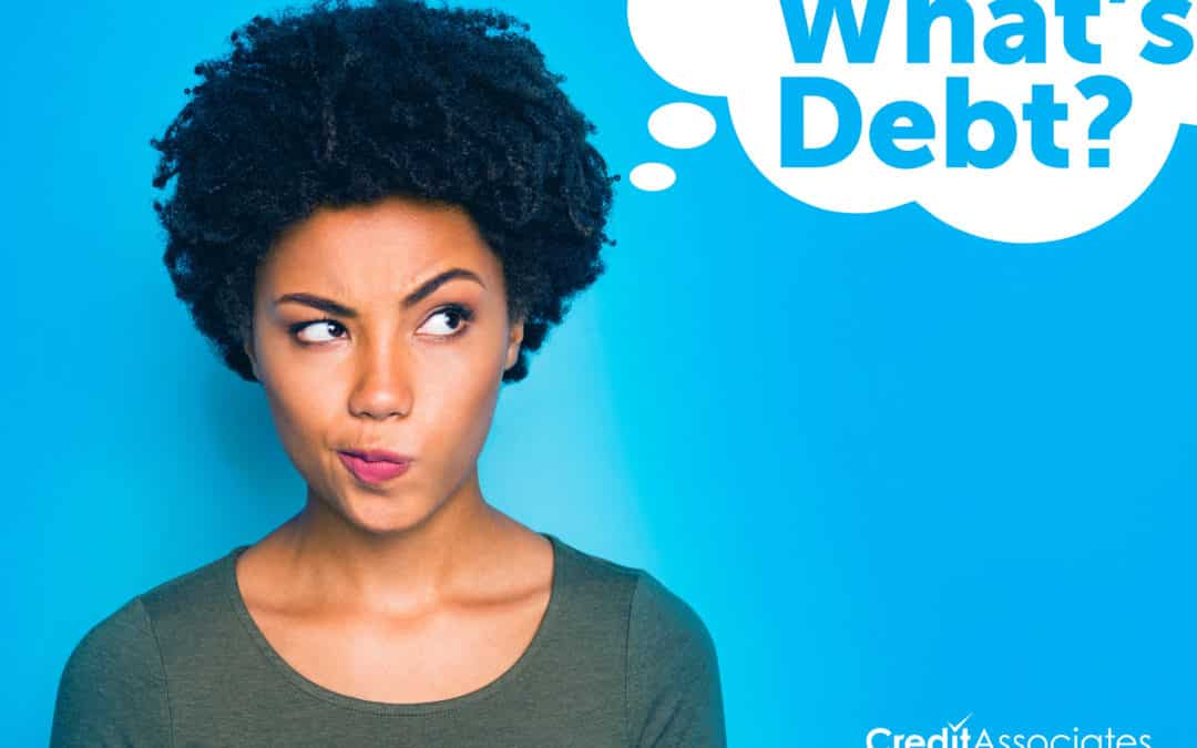 What's Debt thought bubble