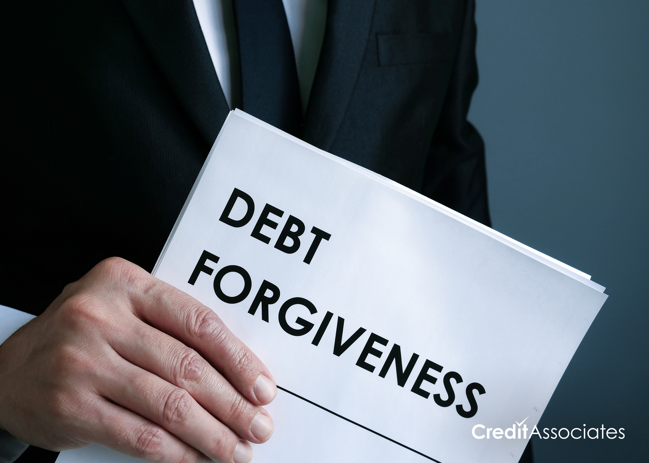 Debt Forgiveness Explained
