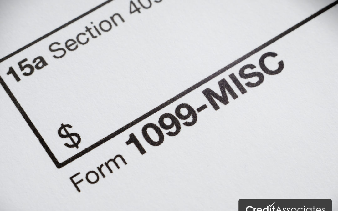 What is a 1099 Tax Form?