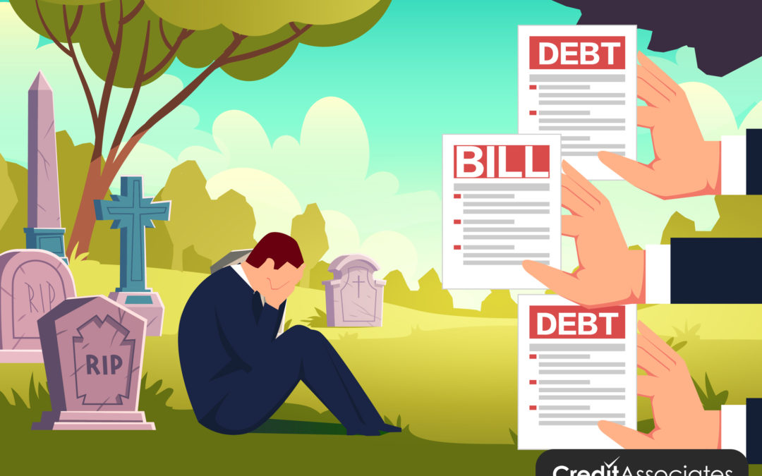 what happens to debt after I die?