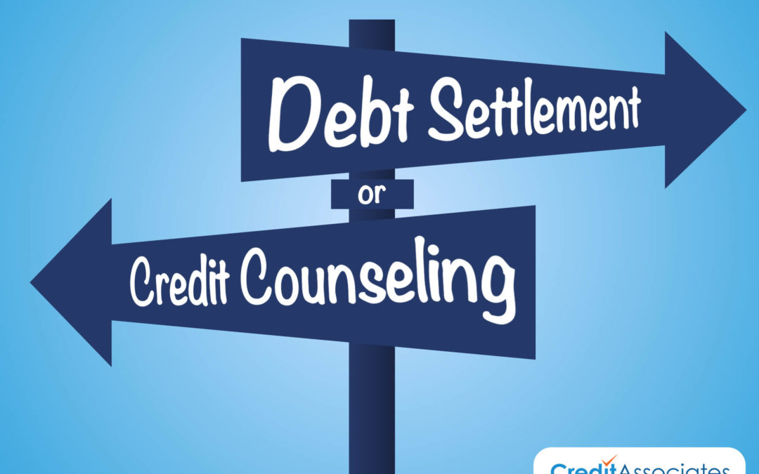 credit counseling vs debt settlement