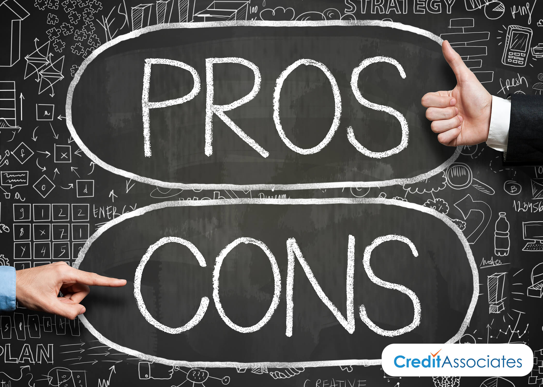 The Pros and Cons of Debt Settlement